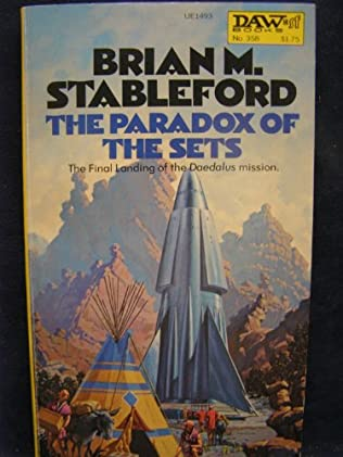 book cover of The Paradox of the Sets