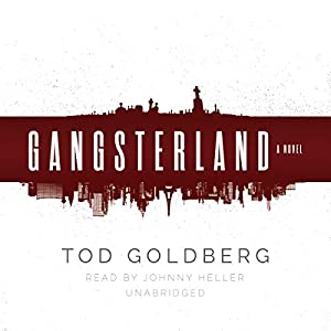 Gangsterland Audiobook