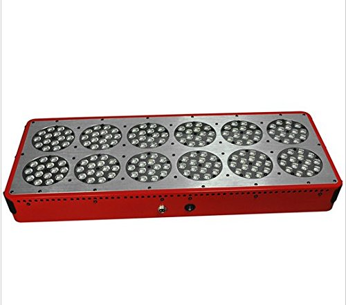 GOWE 12 540W 10Bands High Power High Efficiency Medical Flower Plants LED Grow light Panel