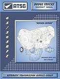 ATSG Dodge Trucks 45RFE 545RFE Techtran Transmission Rebuild Manual (1999 & Up)