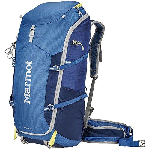 Marmot Graviton 34 Hiking Backpack One Size Blue Night Dark (Marmot Nylon Backpack)