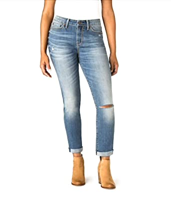0643e9bf Amazon.com: Denizen By Levi's Modern Slim Cuffed Jeans - Illusion 8 ...
