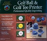 Club Champ Golf Ball & Golf Tee Printer