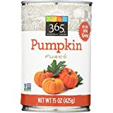 365 Everyday Value Canned Pumpkin, 13.45 oz