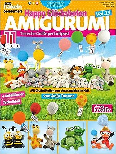 Simply Häkeln Fantastische Häkel Ideen Amigurumi In Love Vol 3