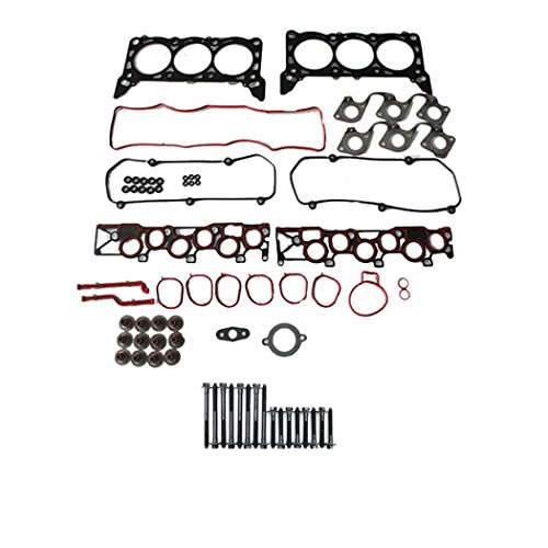1999-2003 Ford Windstar 3.8L V6 VIN Code 4 Multi-layered steel Head Gasket Set & Head Bolts Detoti Auto Parts