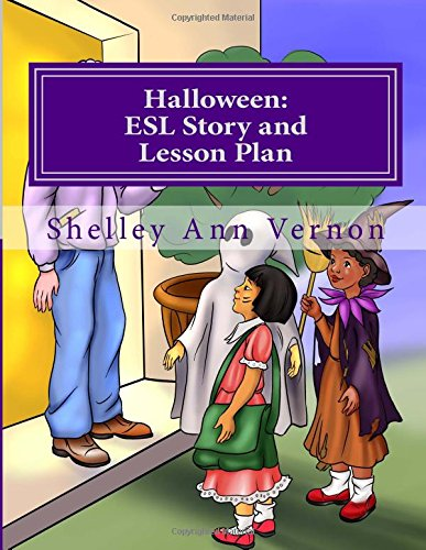 Halloween: ESL Story and Lesson -