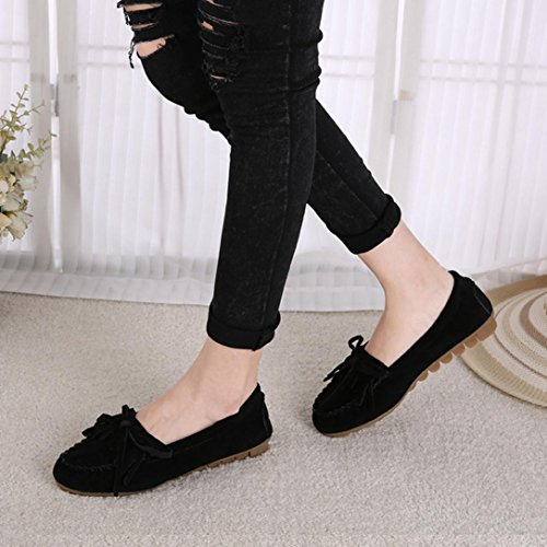 4711cf1ca8e 70%OFF Sikye Sweet Style Flats Loafer Women Flats Shoes Slip On Comfort  Boat Shoes