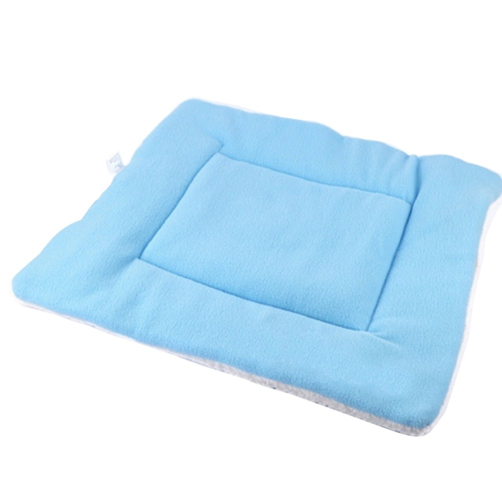 Norbi Pet Bed Dog Kennel Mat Sofa Bed Dog Cushion Bed Cat Sleeping Bed Durable Double Sides Available Pad Pet C Green