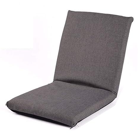 DMMW Sofá Lounge Silla Ajustable para el Piso Asiento del ...