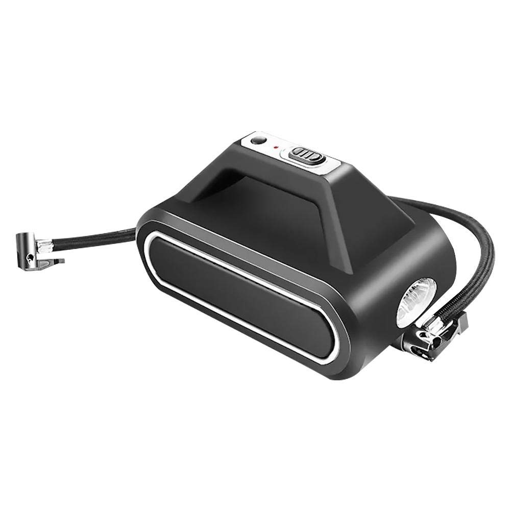 Handheld Electric Compressor Precauti Air Hawk Pro Autoreifenf/üller Digitalmanometer f/ür Auto-Fahrrad-Schlauchboote