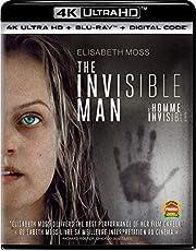 The Invisible Man (2020) (Bilingual) [Blu-ray]
