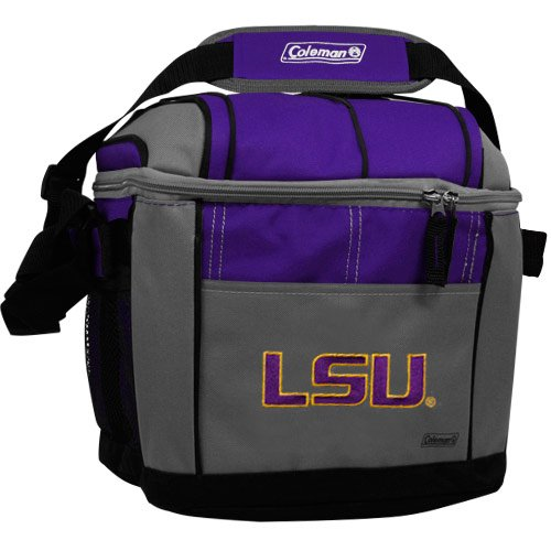 (NCAA LSU Fightin Tigers 24 Can Soft Sided Cooler)