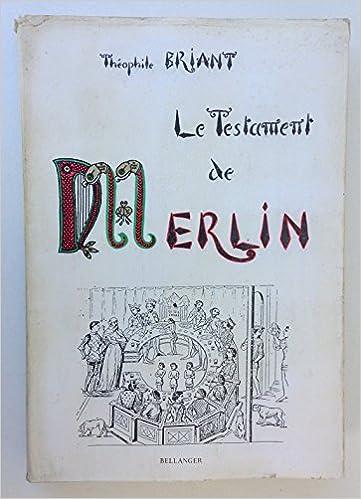 Téléchargement Le testament de Merlin epub, pdf