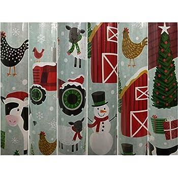 Amazon Com Peck The Halls Farm Chicken With Christmas Hat