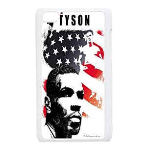 ZK-SXH - Mike Tyson Diy Cell Phone Case for iPod Touch 4,Mike Tyson Personalized Cell Phone Case