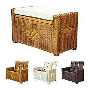 51NtBN3isfL._SS300_ Wicker Benches and Rattan Benches
