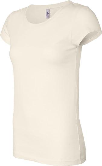 ff293f7041c Bella B8101 Ladies Marcelle Jersey Longer-Length T-Shirt at Amazon Women s  Clothing store