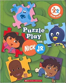 Puzzle Play with Nick Jr: Kitty Fross: 9780717277476: Amazon.com: Books