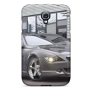 Leeler Galaxy S4 Hybrid Tpu Case Cover Silicon Bumper Grey Ac Schnitzer Bmw Acs6 Front Angle