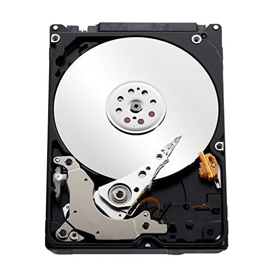 WD Blue 500GB Mobile Hard Disk Drive - 5400 RPM SATA 6 Gb/s 7.0 MM 2.5 Inch - WD5000LPCX 51NtCBZmAML. SS555