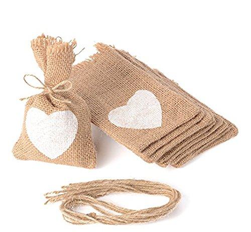 Advantez-10-Pack-Natural-Jute-Burlap-Sacks-Favor-Bags-Candy-Gift-Bags-Rustic-Wedding-Bridal-Shower