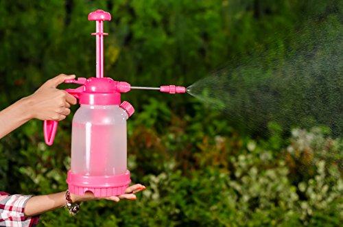 PUMP PRESSURE WATER SPRAYERS – 1.2L Hand Held Garden Sprayer Also Sprays Chemicals and Pesticides