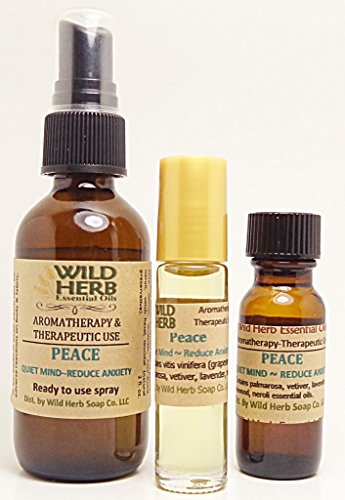 Peace Pure Essential Oil Exclusive ()