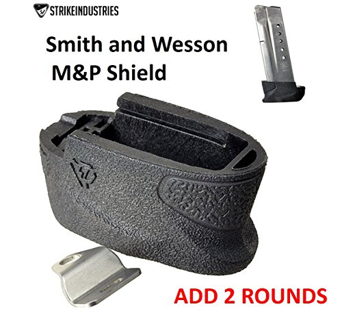 Strike Industries for Smith and Wesson M&P Shield Magazin...