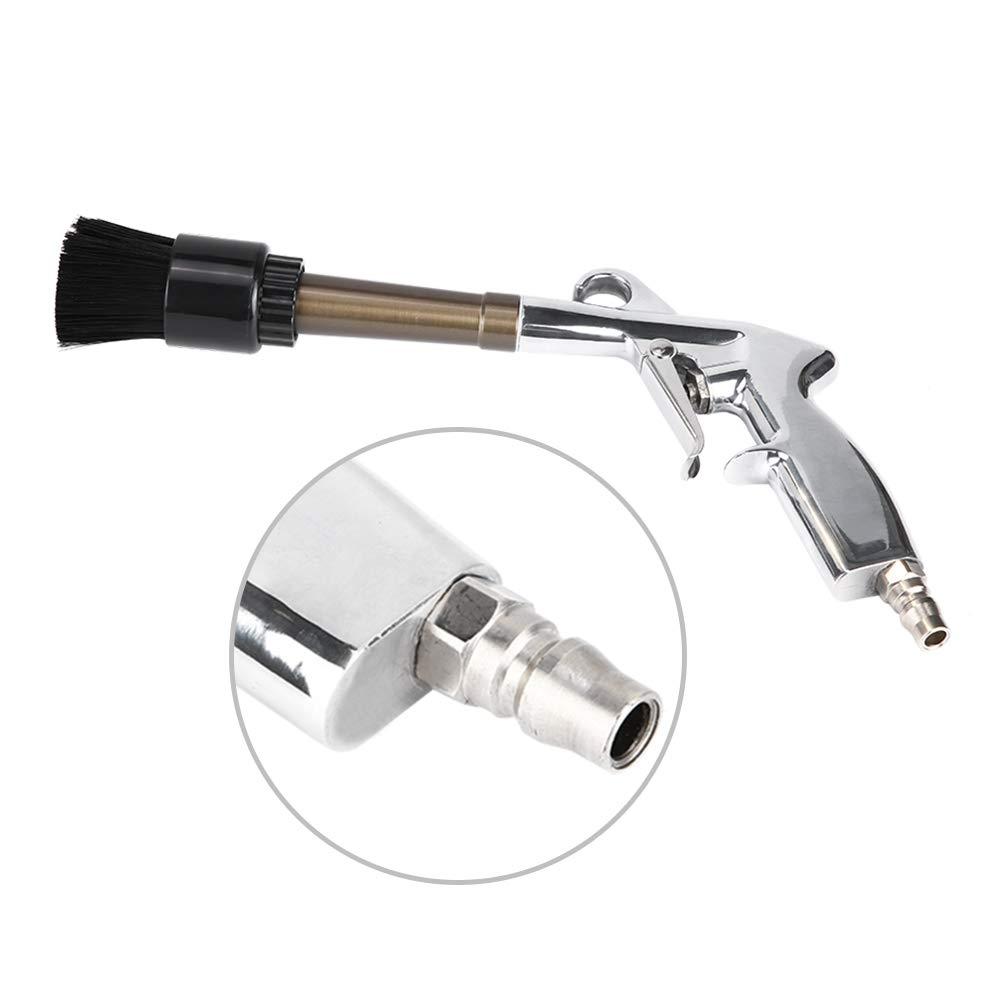 Hohe Qualit/ät Professionelle Waschpistole EBTOOLS Auto Reinigungspistole Automobil Innenreinigung Pistole Air Pulse Autowaschwerkzeuge Tornado Horn