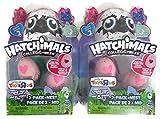 Exclusive Hatchimals CollEGGtibles Owlicorn Season 2 2 Pack + Nest Deal
