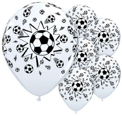 Soccer Latex Balloons - 7