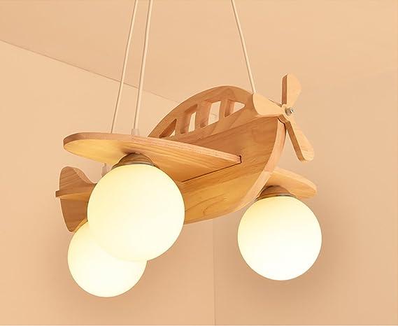 Lampada camera dei bambini lampada a sospensione ragazzo camera da