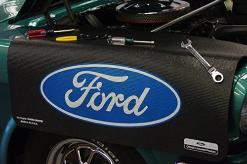 Ford Blue Oval Fender Cover Gripper by ()