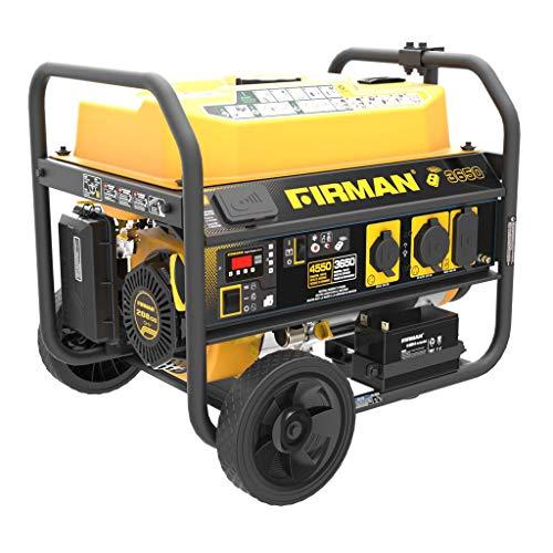 Firman Performance Class P03603 Gas Powered 3650/4550 Watt P