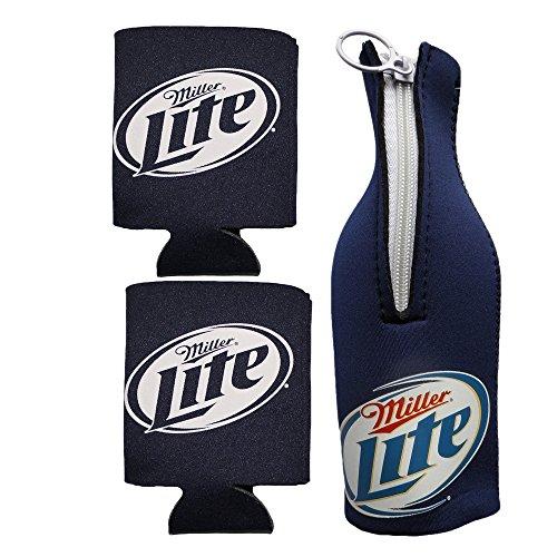 miller-lite-zipper-bottle-suit-can-koozies-miller-lite-blue-bottle-suit-2-miller-lite-blue-can-koozi