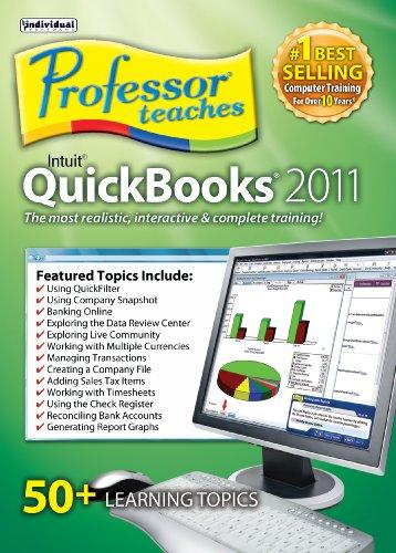 Professor Teaches QuickBooks 2011 [Download]