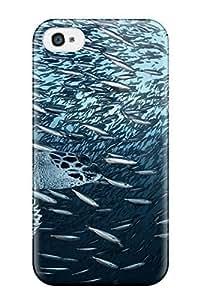 THYde OvaAjYu bIclo Case Cover, Fashionable Iphone 5c Case - Sea Animals ending Kimberly Kurzendoerfer