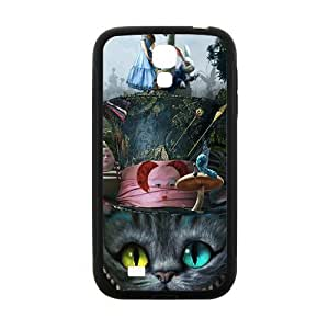 Cool painting Alice in Bomberland Cell Phone Case for Samsung Galaxy S4 wangjiang maoyi