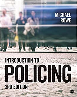 Book Introduction to Policing