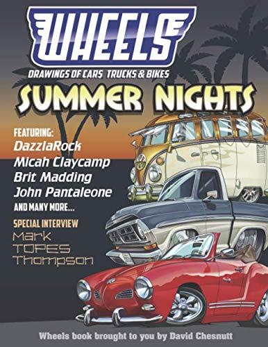 (Wheels Drawings of Cars,Trucks,and Bikes (Wheels Books))