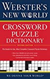 img - for Webster's New World  Crossword Puzzle Dictionary, 2nd ed. book / textbook / text book
