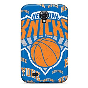 Tpu Fashionable Design New York Knicks Rugged Case Cover For Galaxy S4 New