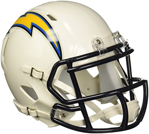 NFL San Diego Chargers Revolution Speed Mini Helmet