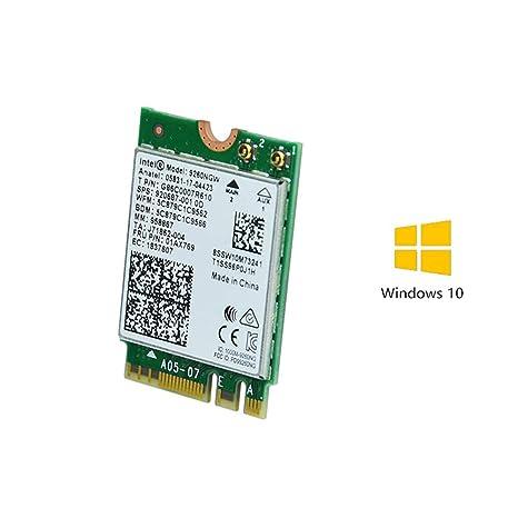 HM2 Gigabit WiFi Tarjeta Bluetooth 5.0 Tarjeta de Red ...