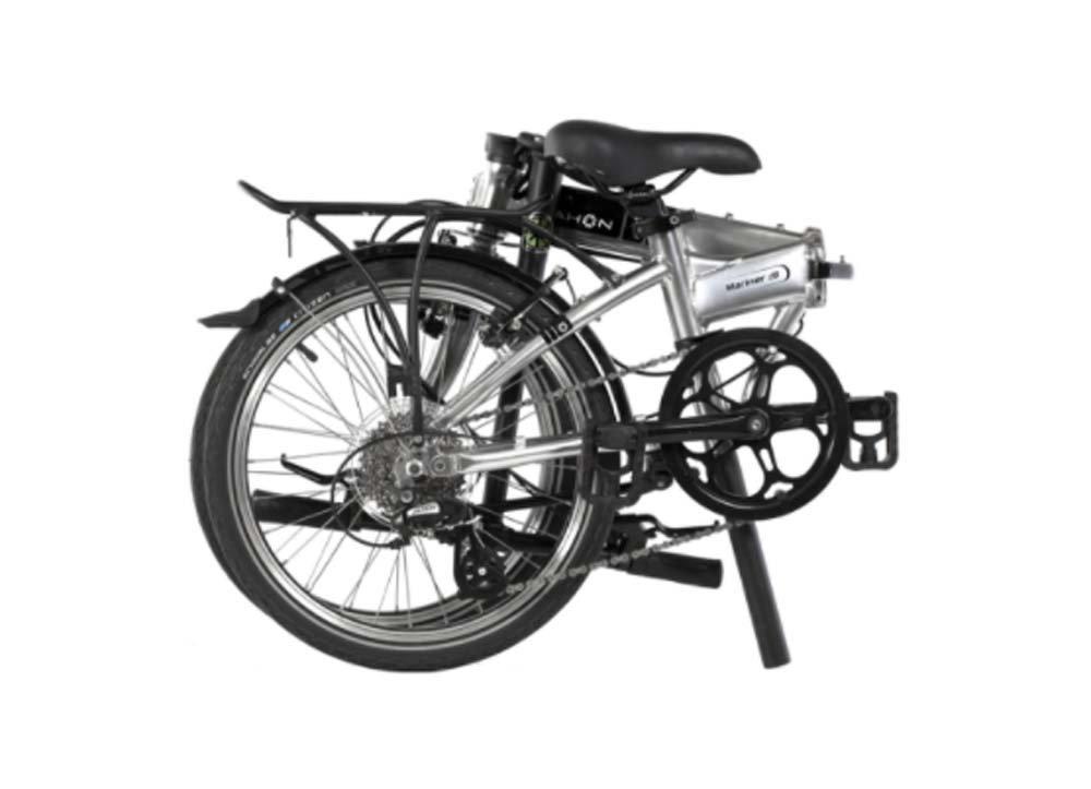 Dahon Mariner D8 20'' Quicksilver Folding Bicycle by Dahon (Image #2)
