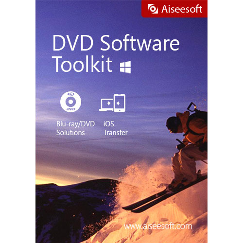 DVD Software Toolkit – Excellent All-in-one software suite [Download]