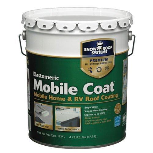 KST COATINGS  KST0000MC-20  Mobile Coat Elastomeric 4.75 Gallons ()