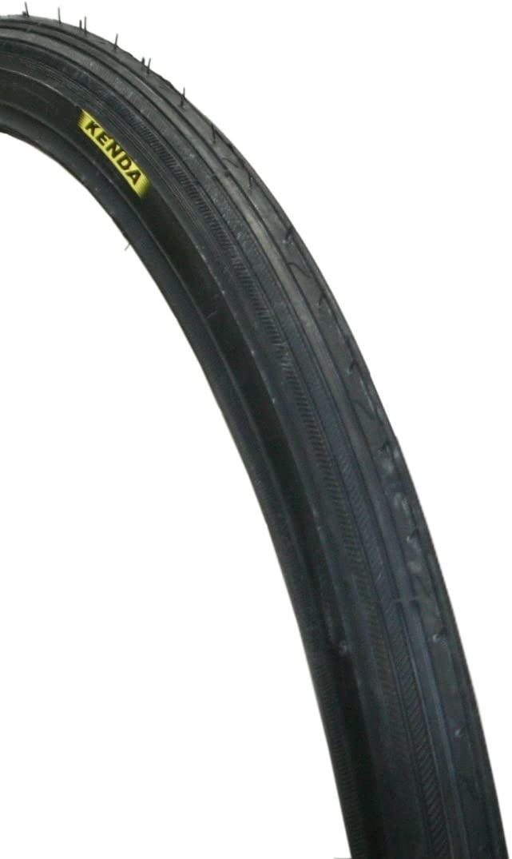TSW0020 x2 KENDA 27 x 1 1//4 Wire Bead Bicycle Road Bike Slick Fast Rolling Tyre K34
