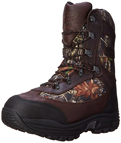 LaCrosse 283160 Hunt PAC Extreme 10-inch Boot Mossy Oak Break Up 8 M US